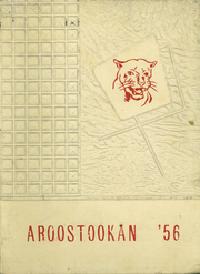 1956 Edition, Central Aroostook High School - Arostookan Yearbook (Mars Hill, ME)