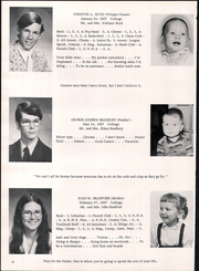 Page 16, 1968 Edition, Central Aroostook High School - Arostookan Yearbook (Mars Hill, ME) online yearbook collection