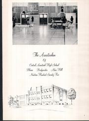 Page 5, 1968 Edition, Central Aroostook High School - Arostookan Yearbook (Mars Hill, ME) online yearbook collection