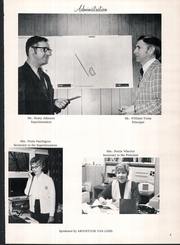 Page 9, 1968 Edition, Central Aroostook High School - Arostookan Yearbook (Mars Hill, ME) online yearbook collection