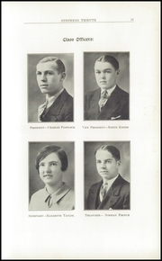 Page 15, 1927 Edition, Stephens High School - Tribute Yearbook (Rumford, ME) online yearbook collection