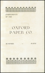Page 5, 1927 Edition, Stephens High School - Tribute Yearbook (Rumford, ME) online yearbook collection