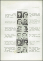 Page 10, 1940 Edition, Stephens High School - Tribute Yearbook (Rumford, ME) online yearbook collection