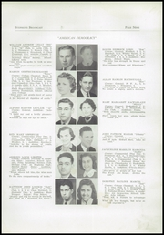 Page 11, 1940 Edition, Stephens High School - Tribute Yearbook (Rumford, ME) online yearbook collection