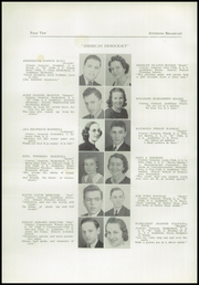 Page 12, 1940 Edition, Stephens High School - Tribute Yearbook (Rumford, ME) online yearbook collection