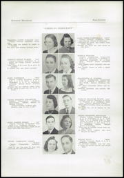Page 13, 1940 Edition, Stephens High School - Tribute Yearbook (Rumford, ME) online yearbook collection