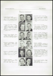 Page 15, 1940 Edition, Stephens High School - Tribute Yearbook (Rumford, ME) online yearbook collection