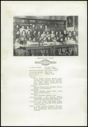 Page 4, 1940 Edition, Stephens High School - Tribute Yearbook (Rumford, ME) online yearbook collection