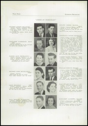 Page 6, 1940 Edition, Stephens High School - Tribute Yearbook (Rumford, ME) online yearbook collection
