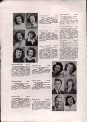 Page 10, 1945 Edition, Stephens High School - Tribute Yearbook (Rumford, ME) online yearbook collection