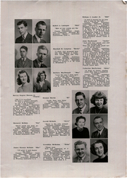 Page 11, 1945 Edition, Stephens High School - Tribute Yearbook (Rumford, ME) online yearbook collection