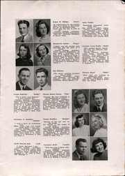 Page 13, 1945 Edition, Stephens High School - Tribute Yearbook (Rumford, ME) online yearbook collection