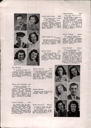 Page 14, 1945 Edition, Stephens High School - Tribute Yearbook (Rumford, ME) online yearbook collection