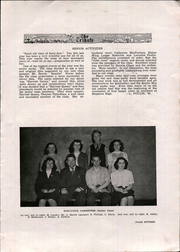 Page 17, 1945 Edition, Stephens High School - Tribute Yearbook (Rumford, ME) online yearbook collection