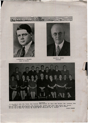 Page 5, 1945 Edition, Stephens High School - Tribute Yearbook (Rumford, ME) online yearbook collection
