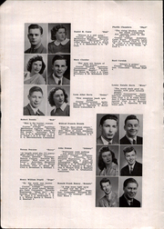 Page 8, 1945 Edition, Stephens High School - Tribute Yearbook (Rumford, ME) online yearbook collection