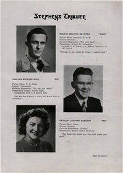 Page 17, 1946 Edition, Stephens High School - Tribute Yearbook (Rumford, ME) online yearbook collection