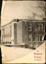 Stephens High School - Tribute Yearbook (Rumford, ME) online yearbook collection, 1947 Edition, Page 1