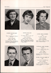 Page 15, 1950 Edition, Stephens High School - Tribute Yearbook (Rumford, ME) online yearbook collection