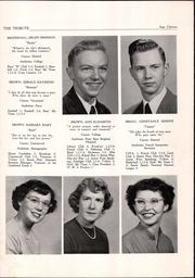Page 16, 1950 Edition, Stephens High School - Tribute Yearbook (Rumford, ME) online yearbook collection