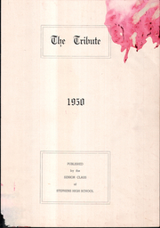 Page 3, 1950 Edition, Stephens High School - Tribute Yearbook (Rumford, ME) online yearbook collection