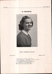 Page 9, 1950 Edition, Stephens High School - Tribute Yearbook (Rumford, ME) online yearbook collection