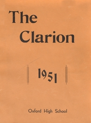 1951 Edition, Oxford High School - Clarion Yearbook (Oxford, ME)