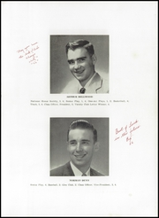 Page 13, 1956 Edition, Oxford High School - Clarion Yearbook (Oxford, ME) online yearbook collection