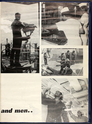 Page 11, 1972 Edition, Columbus (CG 12) - Naval Cruise Book online yearbook collection