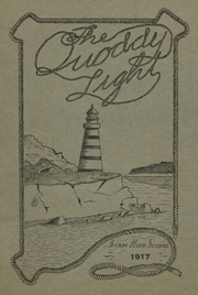 1917 Edition, Lubec High School - Quoddy Light Yearbook (Lubec, ME)