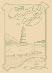 1920 Edition, Lubec High School - Quoddy Light Yearbook (Lubec, ME)