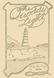 1924 Edition, Lubec High School - Quoddy Light Yearbook (Lubec, ME)