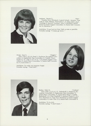 Page 10, 1971 Edition, Lubec High School - Quoddy Light Yearbook (Lubec, ME) online yearbook collection