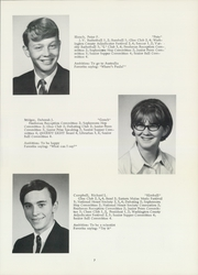Page 11, 1971 Edition, Lubec High School - Quoddy Light Yearbook (Lubec, ME) online yearbook collection