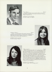 Page 12, 1971 Edition, Lubec High School - Quoddy Light Yearbook (Lubec, ME) online yearbook collection