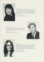 Page 17, 1971 Edition, Lubec High School - Quoddy Light Yearbook (Lubec, ME) online yearbook collection