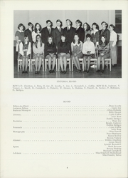 Page 8, 1971 Edition, Lubec High School - Quoddy Light Yearbook (Lubec, ME) online yearbook collection