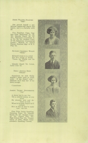 Page 13, 1923 Edition, Bar Harbor High School - Islander Yearbook (Bar Harbor, ME) online yearbook collection