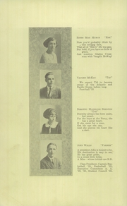 Page 14, 1923 Edition, Bar Harbor High School - Islander Yearbook (Bar Harbor, ME) online yearbook collection