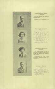 Page 16, 1923 Edition, Bar Harbor High School - Islander Yearbook (Bar Harbor, ME) online yearbook collection
