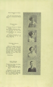Page 17, 1923 Edition, Bar Harbor High School - Islander Yearbook (Bar Harbor, ME) online yearbook collection
