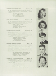 Page 11, 1944 Edition, Buckfield High School - Nezinscot Wave Yearbook (Buckfield, ME) online yearbook collection