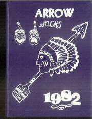 Page 1, 1982 Edition, Southern Aroostook Community School - Arrow Yearbook (Dyer Brook, ME) online yearbook collection