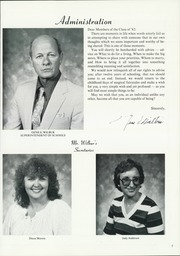 Page 11, 1982 Edition, Southern Aroostook Community School - Arrow Yearbook (Dyer Brook, ME) online yearbook collection