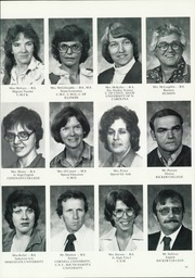 Page 15, 1982 Edition, Southern Aroostook Community School - Arrow Yearbook (Dyer Brook, ME) online yearbook collection