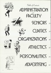 Page 6, 1982 Edition, Southern Aroostook Community School - Arrow Yearbook (Dyer Brook, ME) online yearbook collection