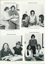Page 9, 1982 Edition, Southern Aroostook Community School - Arrow Yearbook (Dyer Brook, ME) online yearbook collection