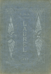 Farmington High School - Laurel Yearbook (Farmington, ME) online yearbook collection, 1932 Edition, Page 1