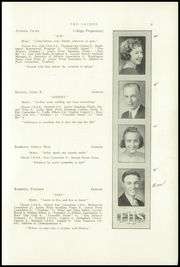 Page 11, 1933 Edition, Farmington High School - Laurel Yearbook (Farmington, ME) online yearbook collection