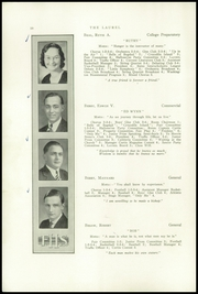 Page 12, 1933 Edition, Farmington High School - Laurel Yearbook (Farmington, ME) online yearbook collection
